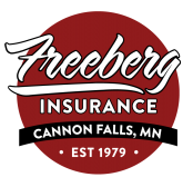 Freeberg Insurance - Cannon Falls, MN - Logo image